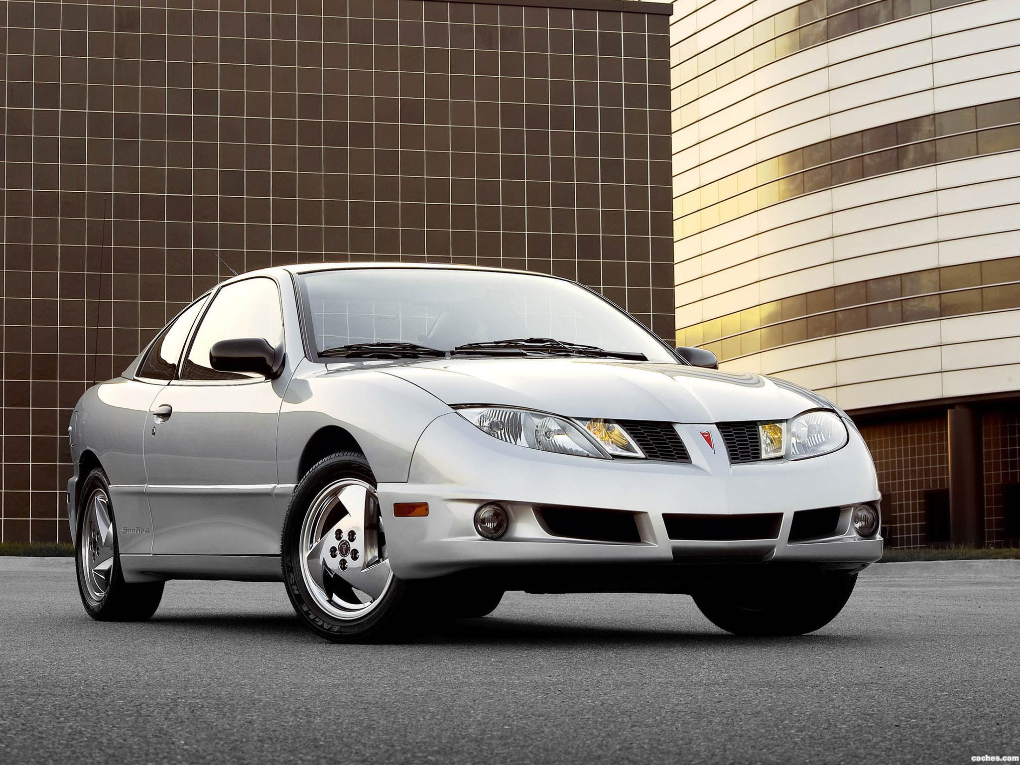 Foto 0 de Pontiac Sunfire Coupe 2003