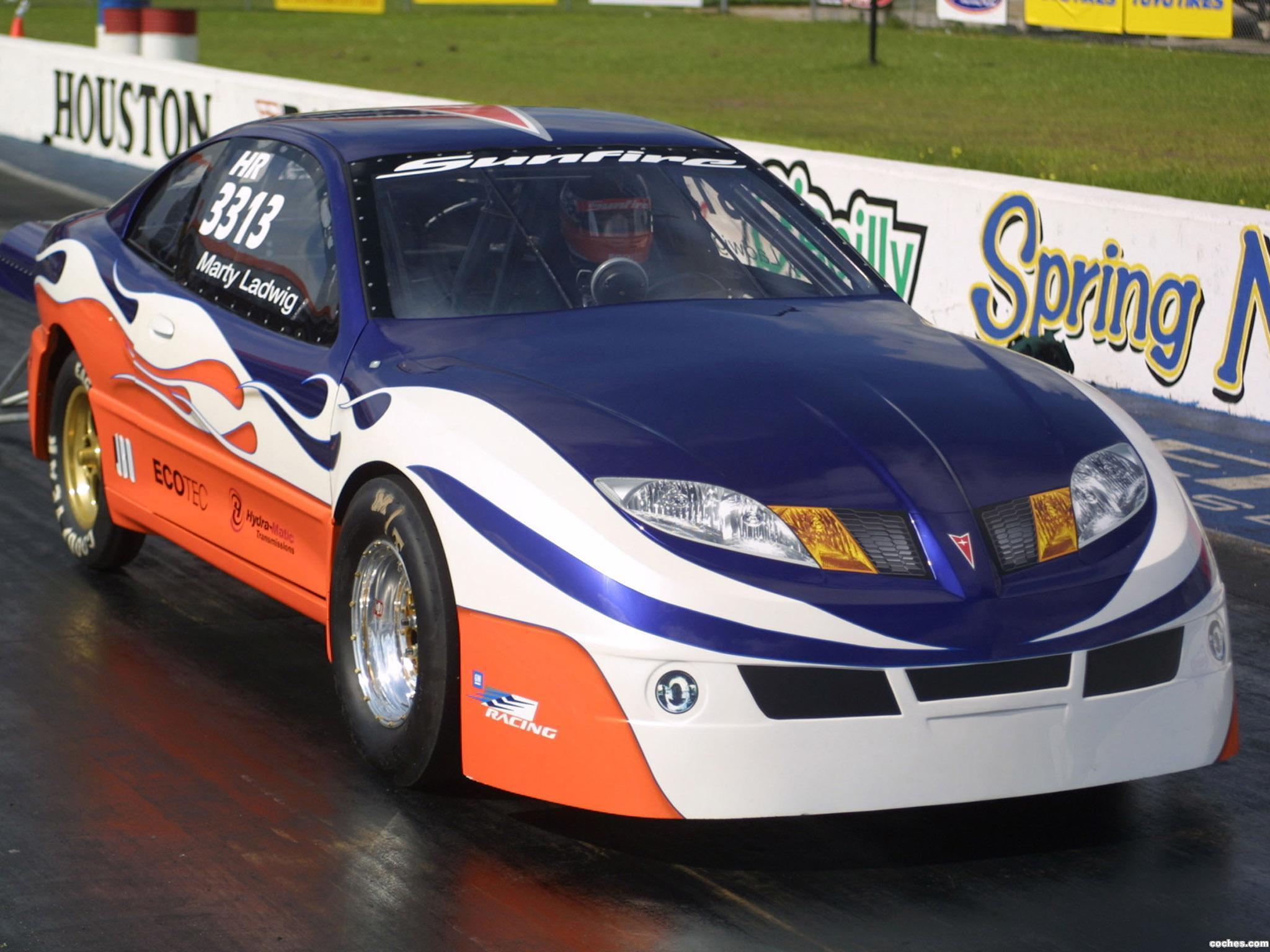 Foto 0 de Pontiac Sunfire Drag Car 2003