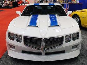 Ver foto 6 de Pontiac Firebird Trans Am HPP 2010