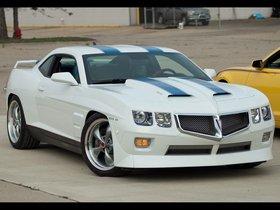 Ver foto 12 de Pontiac Firebird Trans Am HPP 2010
