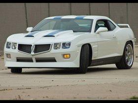 Ver foto 11 de Pontiac Firebird Trans Am HPP 2010