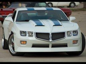 Ver foto 10 de Pontiac Firebird Trans Am HPP 2010