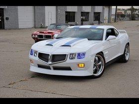 Ver foto 9 de Pontiac Firebird Trans Am HPP 2010