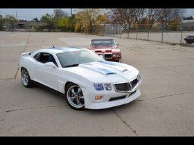 Ver foto 8 de Pontiac Firebird Trans Am HPP 2010