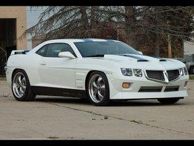 Ver foto 7 de Pontiac Firebird Trans Am HPP 2010