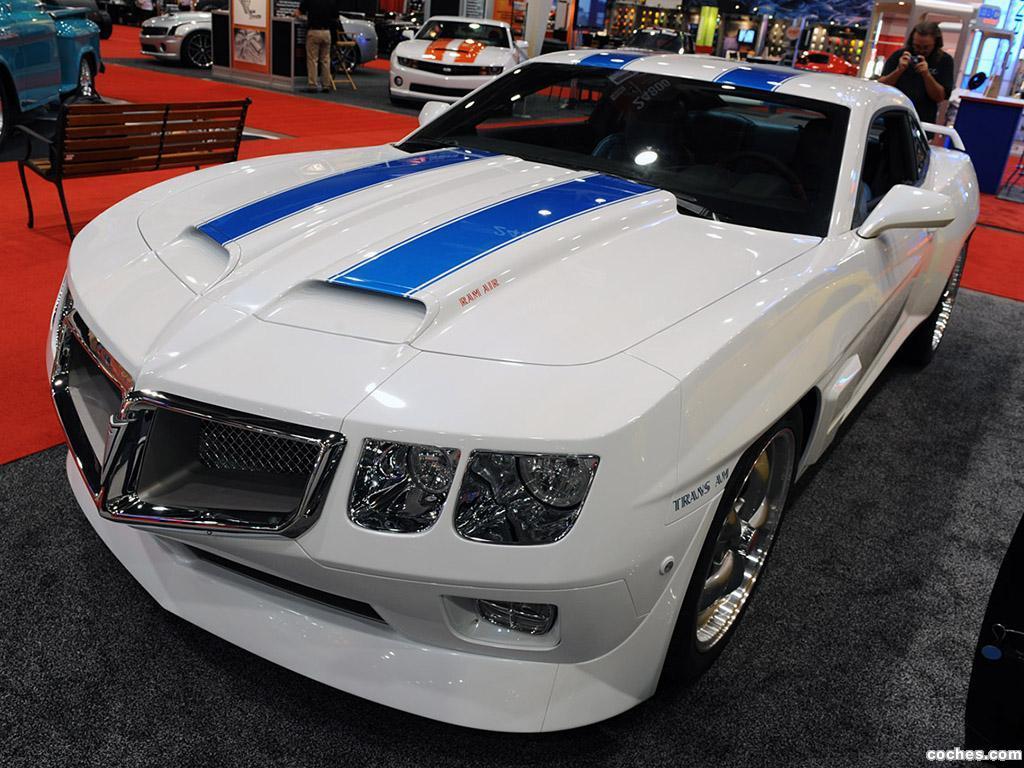 Foto 0 de Pontiac Firebird Trans Am HPP 2010