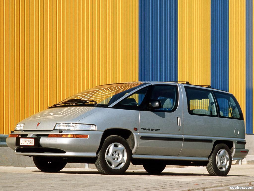 Foto 0 de Pontiac Trans Sport Europe 1994