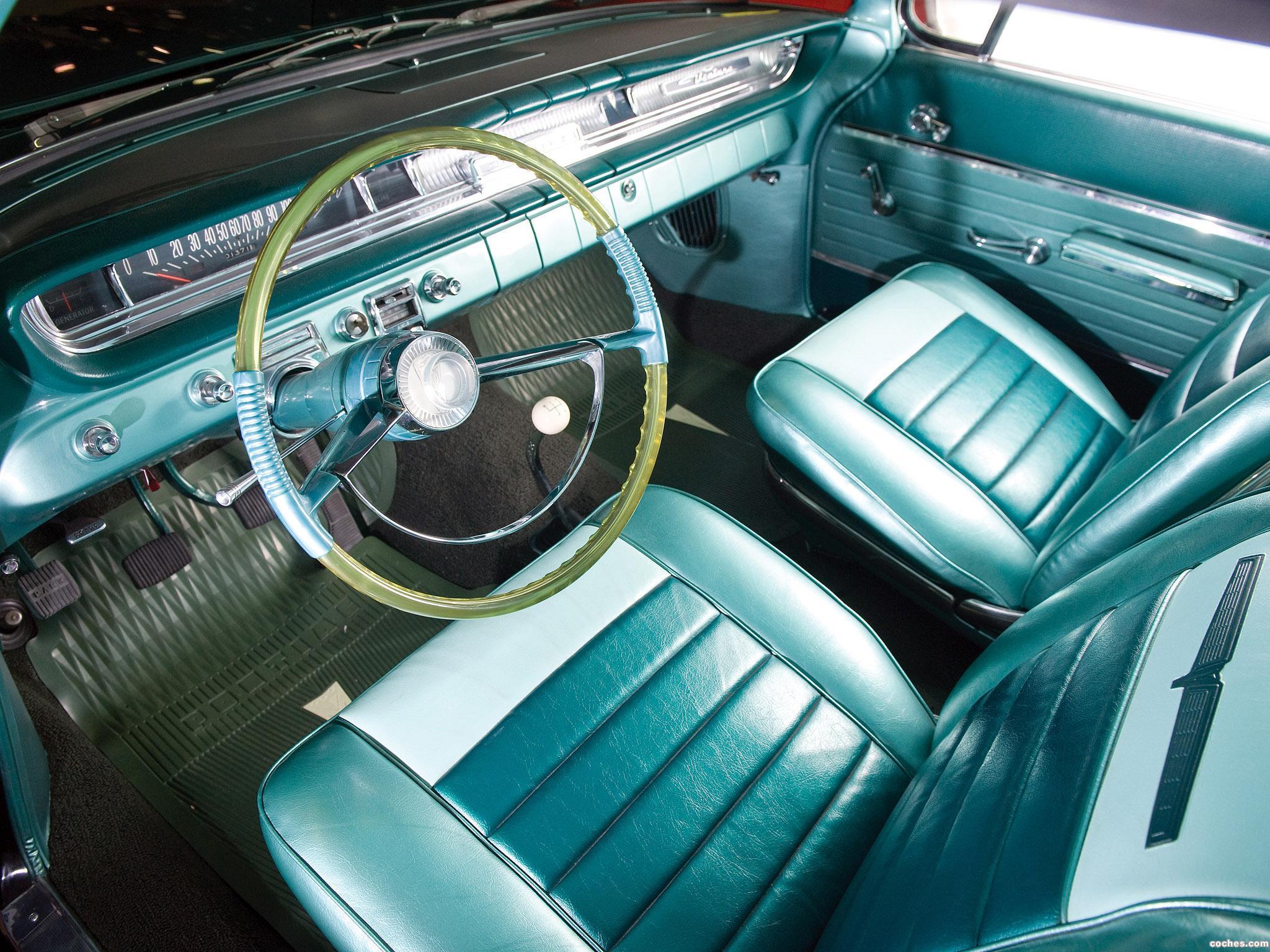 Foto 3 de Pontiac Ventura Super Duty 421 Hardtop 1961