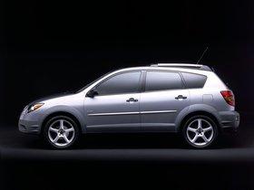 Ver foto 2 de Pontiac Vibe 2001