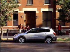 Ver foto 2 de Pontiac Vibe Facelift 2003