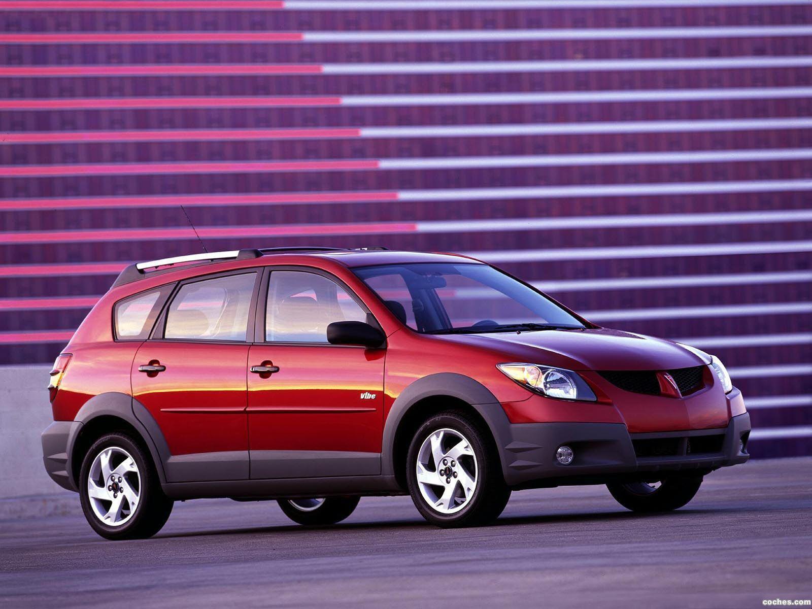 Foto 0 de Pontiac Vibe Facelift 2003