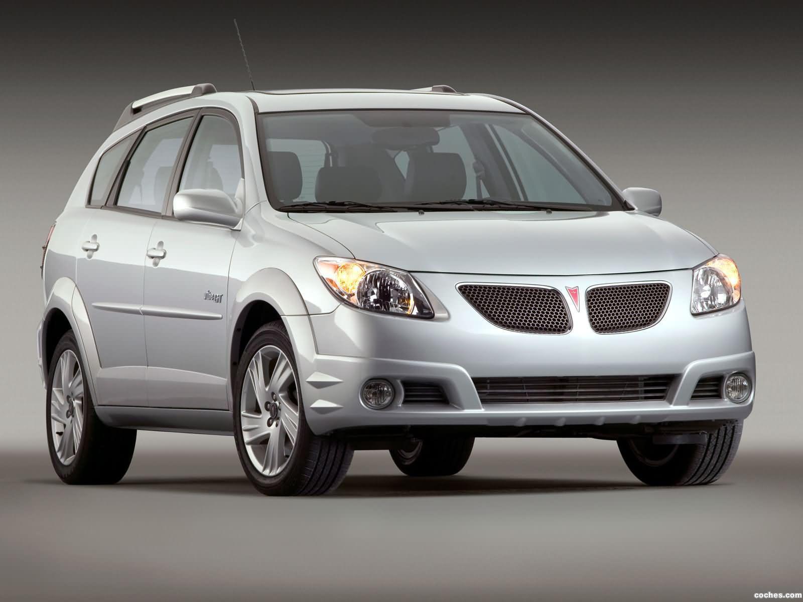 Foto 0 de Pontiac Vibe GT Facelift 2005