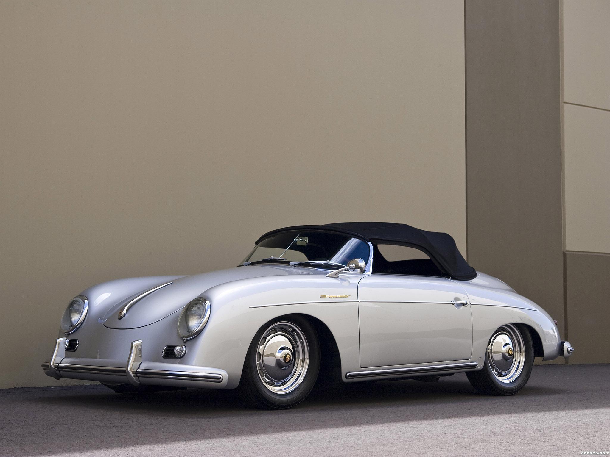 Foto 0 de Porsche 356 A 1600 Super Speedster