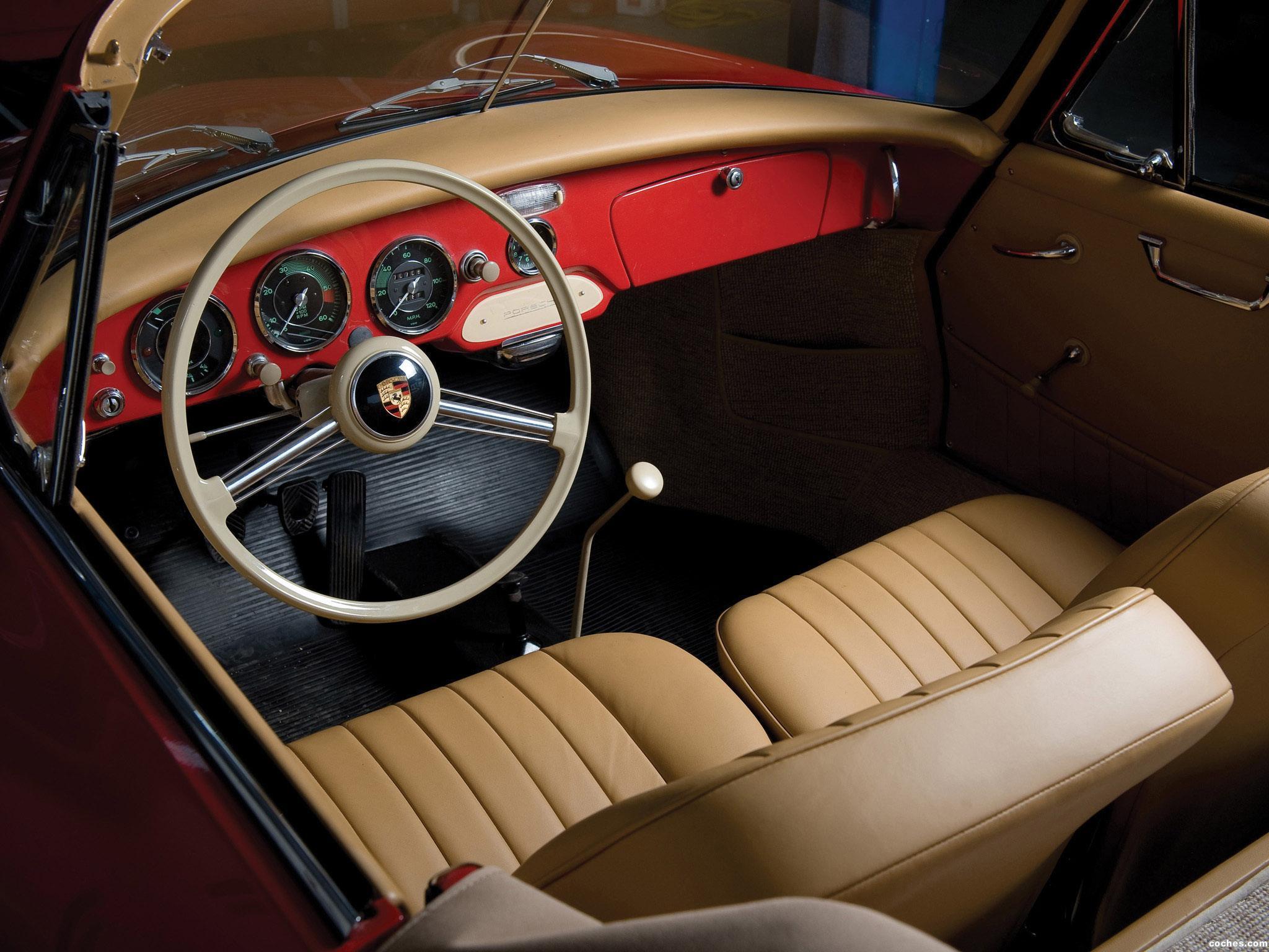Foto 3 de Porsche 356 A Cabriolet 1955
