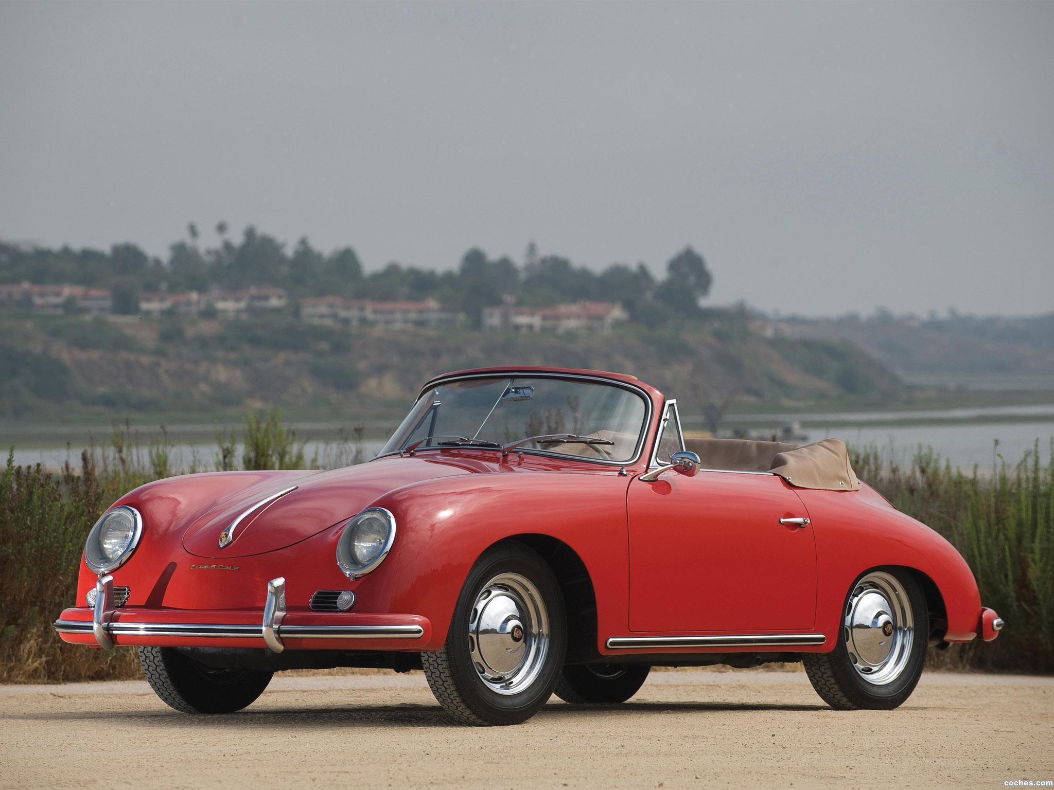 Foto 0 de Porsche 356 A Cabriolet 1955