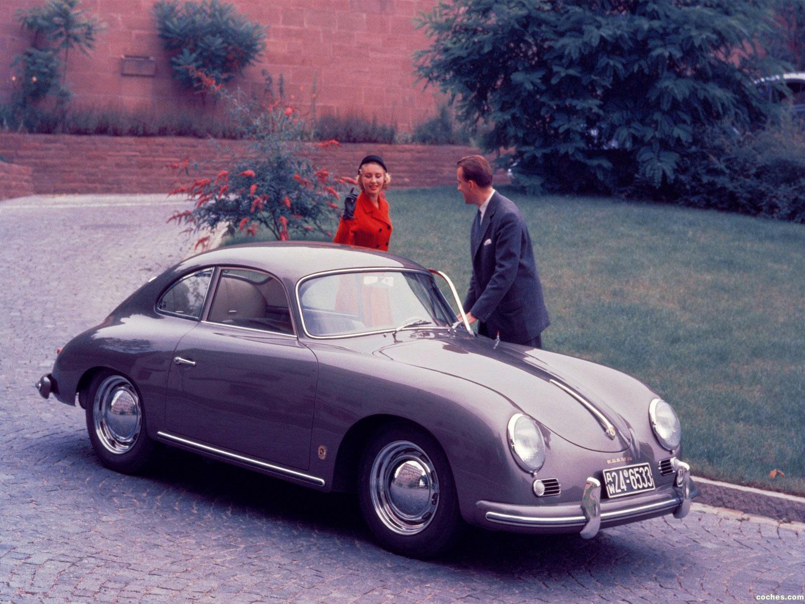 Foto 3 de Porsche 356 A Coupe 1955