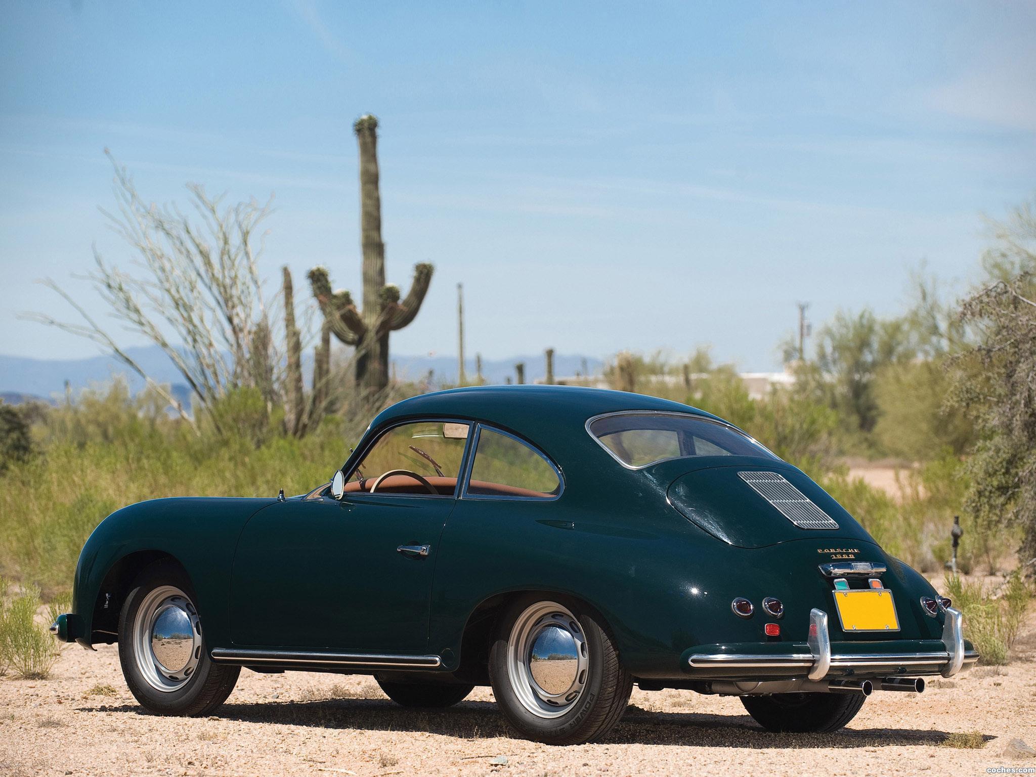 Foto 1 de Porsche 356 A Coupe 1955