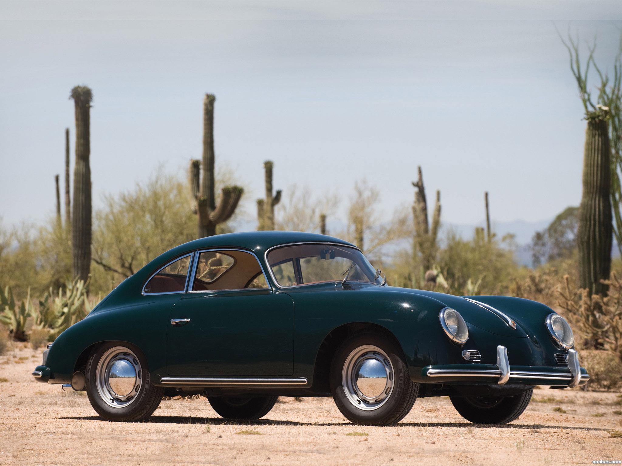 Foto 0 de Porsche 356 A Coupe 1955