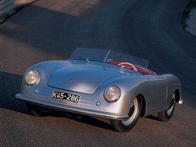 Fotos de Porsche 356 Roadster 1948