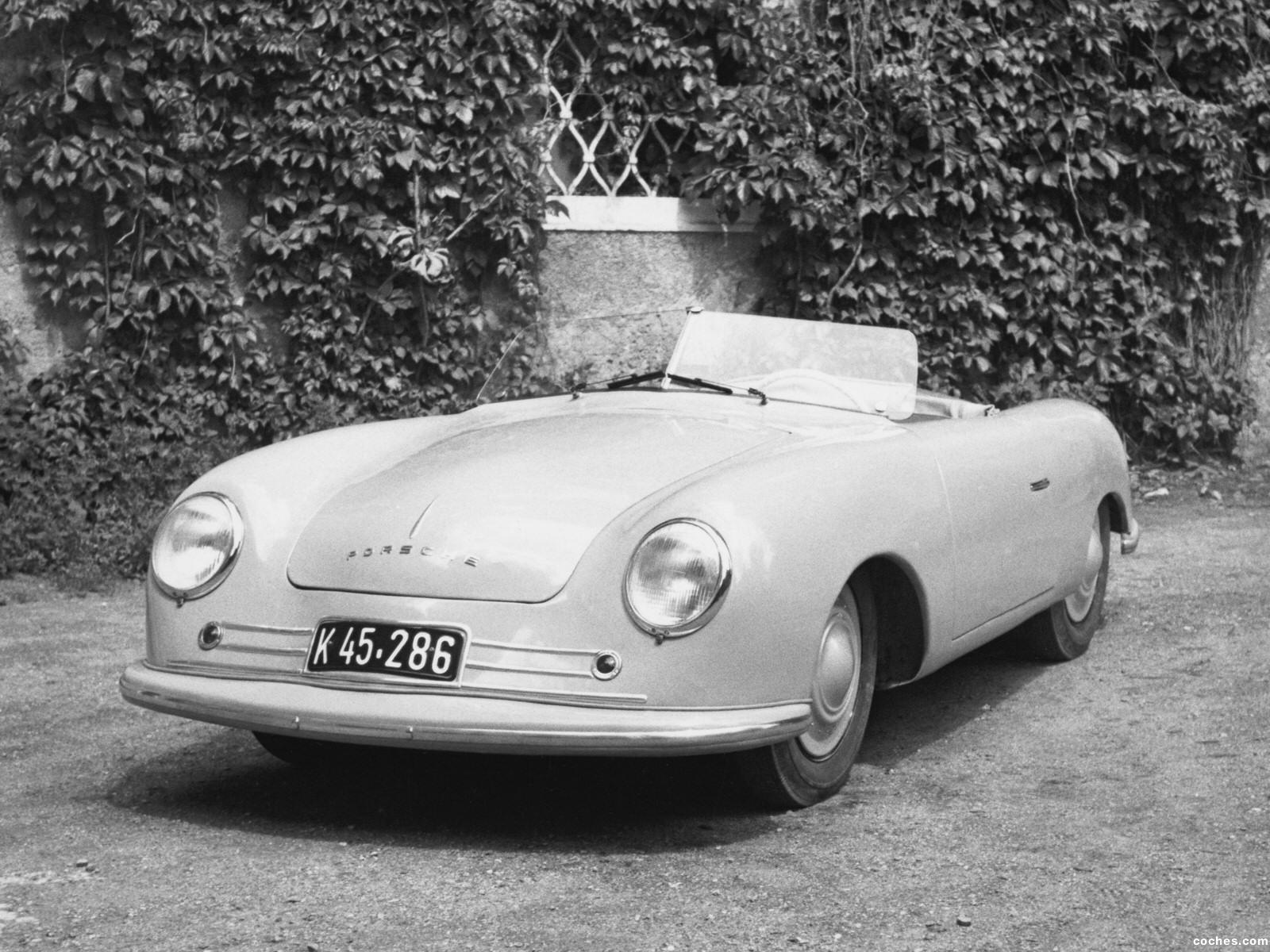 Foto 3 de Porsche 356 Roadster 1948