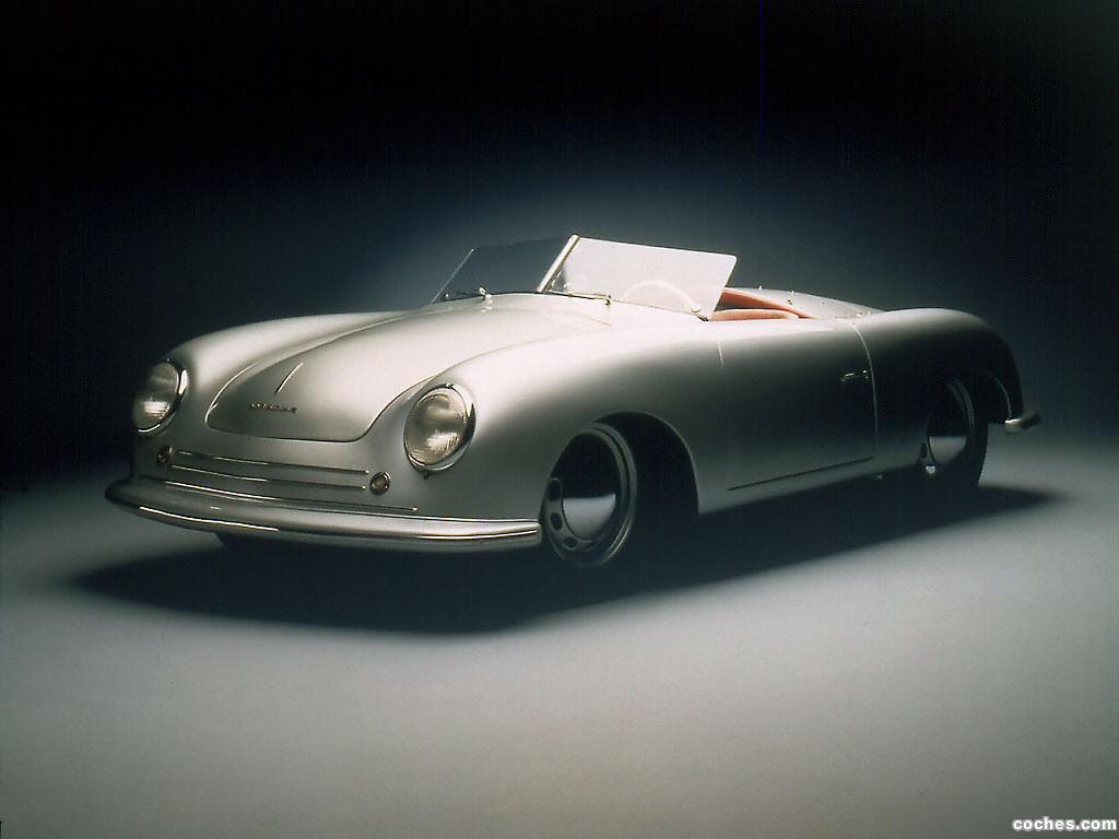 Foto 2 de Porsche 356 Roadster 1948