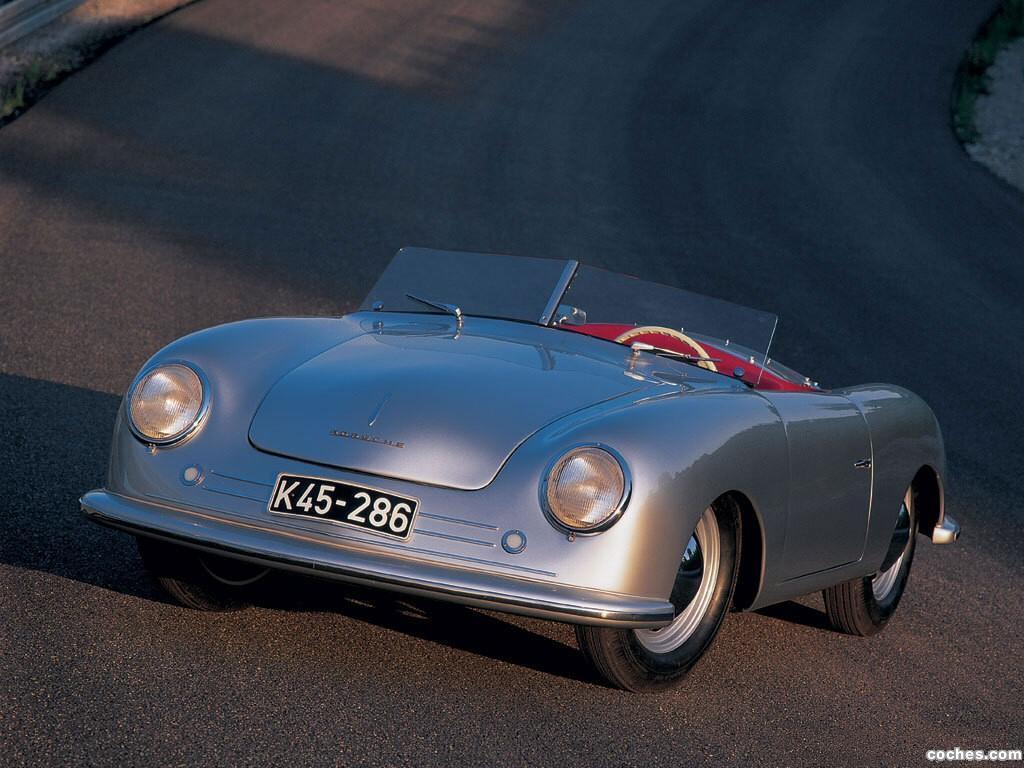 Foto 0 de Porsche 356 Roadster 1948