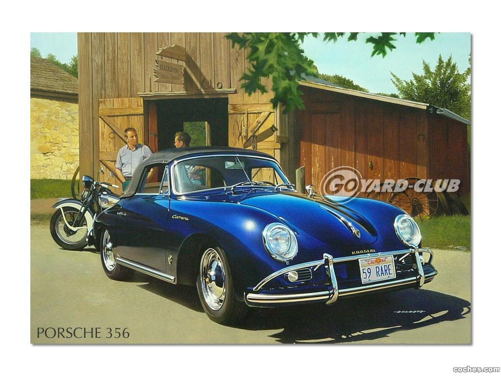 Foto 10 de Porsche 356 Roadster 1948