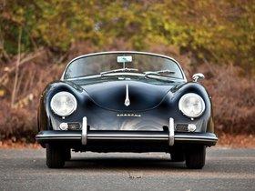 Fotos de Porsche 356 Speedster by Reutter 1955