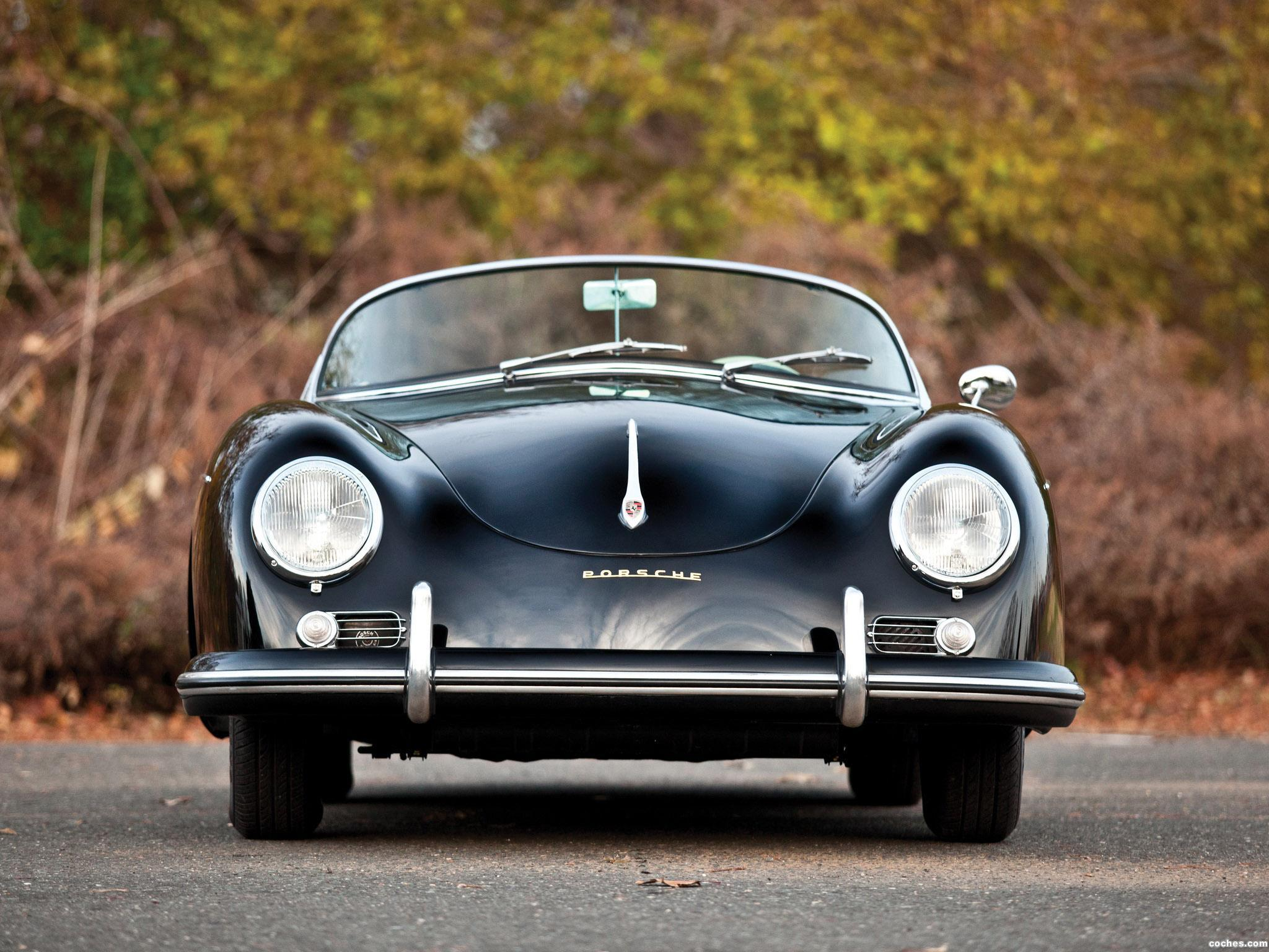Fotos De Porsche 356 Speedster By Reutter 1955
