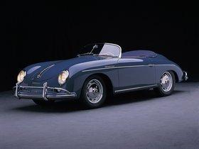 Fotos de Porsche 356A 1600 De Luxe Speedster