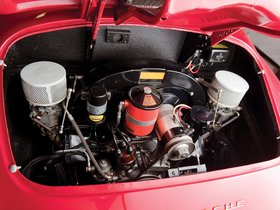Ver foto 10 de Porsche 356A 1600 De Luxe Speedster