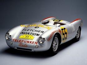 Ver foto 1 de Porsche 550 Spyder Carrera Panamerican 1954