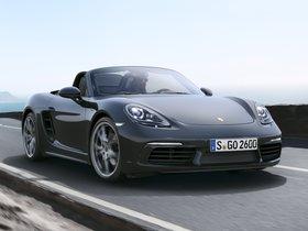 Ver foto 6 de Porsche 718 Boxster 982 2016