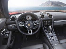 Ver foto 10 de Porsche 718 Boxster S 982 2016