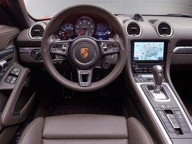 Ver foto 33 de Porsche 718 Boxster S 982 2016