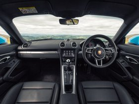 Ver foto 11 de Porsche 718 Cayman S 982C UK 2016