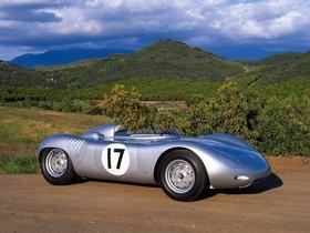 Ver foto 5 de Porsche 718 RSK 1958