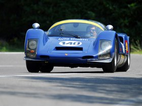 Ver foto 3 de Porsche 906 Carrera 6 Kurzheck Coupe 1966