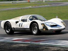Ver foto 16 de Porsche 906 Carrera 6 Kurzheck Coupe 1966