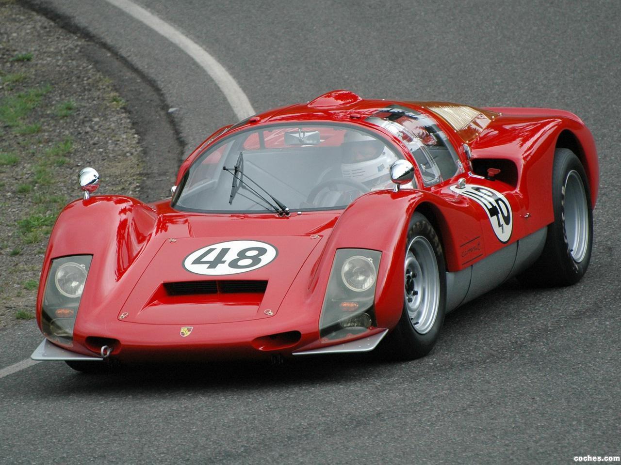 Foto 0 de Porsche 906 Carrera 6 Kurzheck Coupe 1966