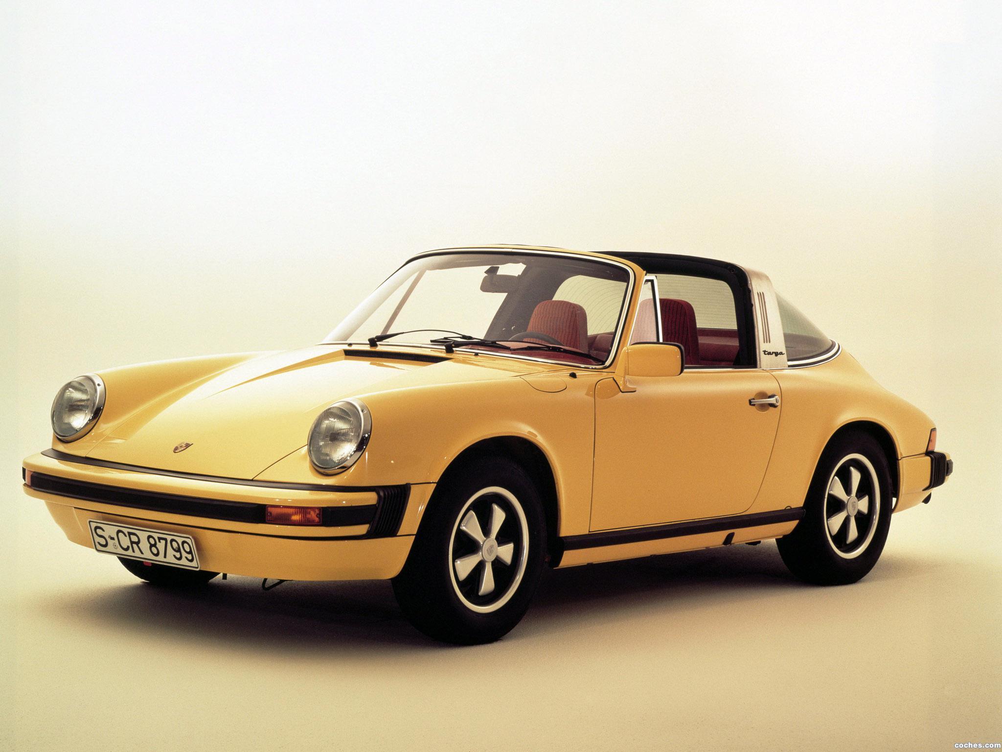 Foto 0 de Porsche 911 Targa 2.7 911 1973