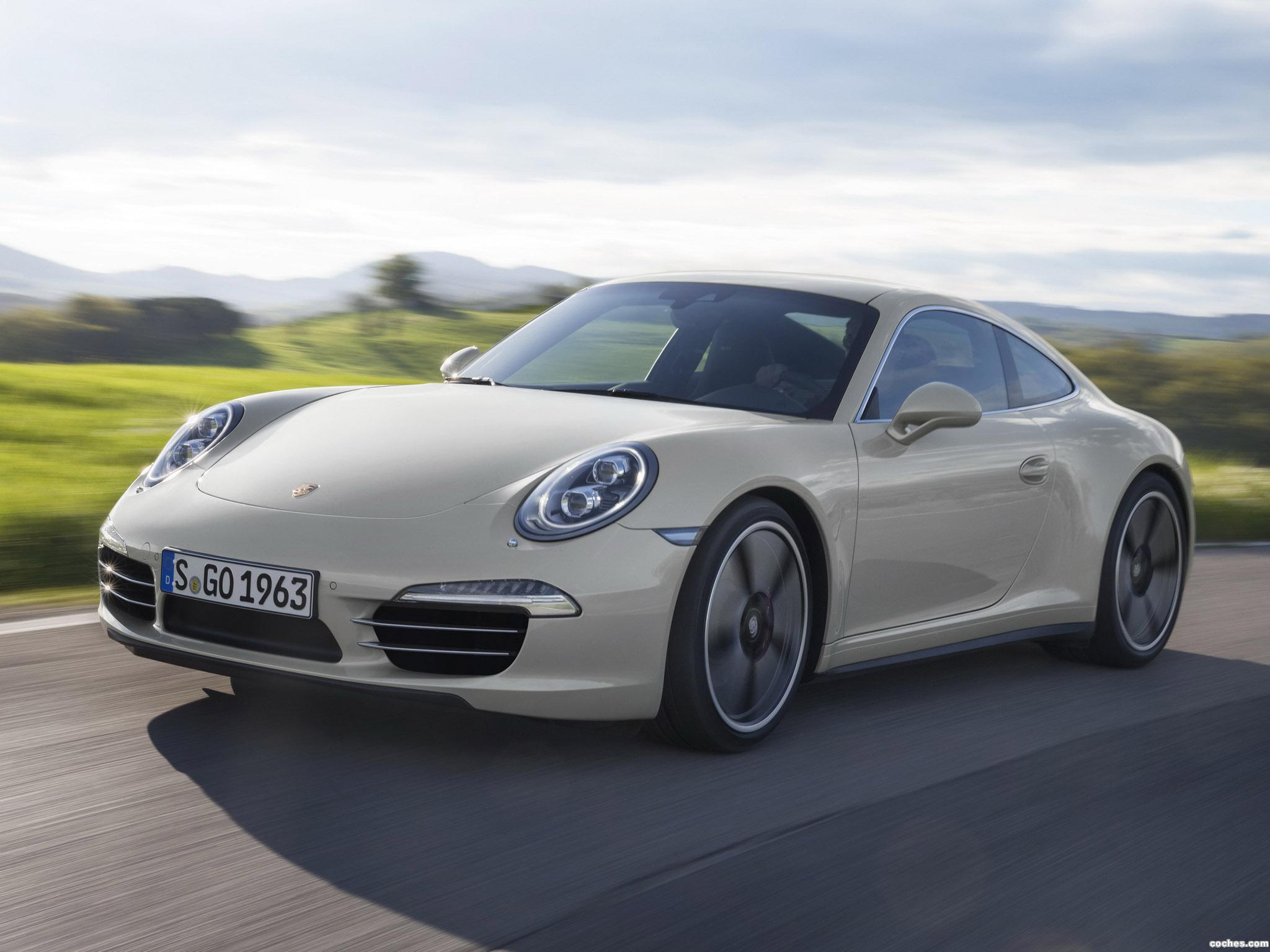 Foto 0 de Porsche 911 50 Years Edition 2013