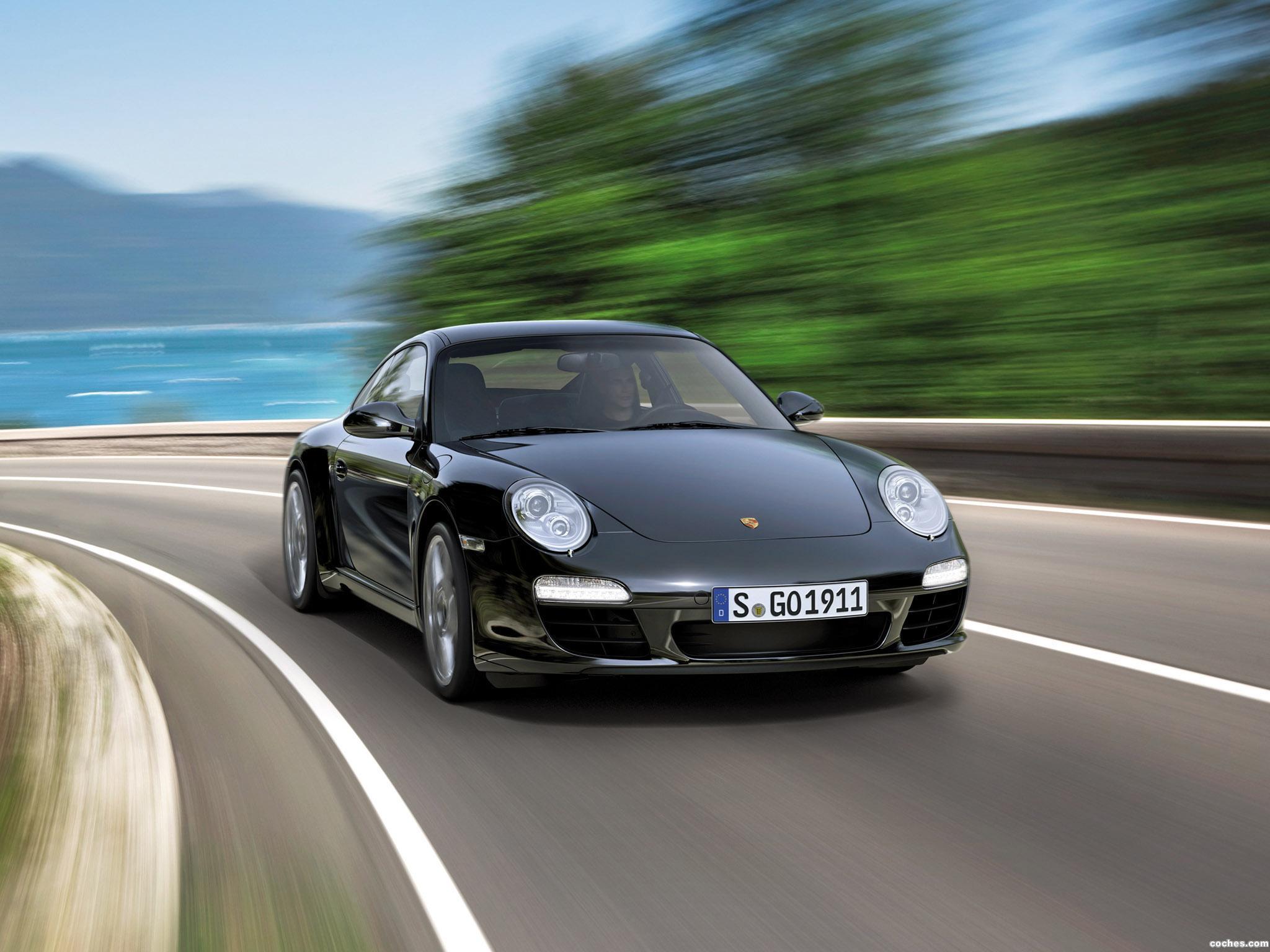 Foto 0 de Porsche 911 Black Edition 997 2011