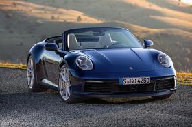 Ver foto 7 de Porsche 911 Carrera 4S Cabriolet 992 2019