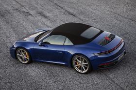 Ver foto 15 de Porsche 911 Carrera 4S Cabriolet 992 2019