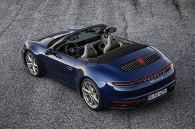 Ver foto 17 de Porsche 911 Carrera 4S Cabriolet 992 2019