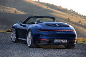 Ver foto 8 de Porsche 911 Carrera 4S Cabriolet 992 2019