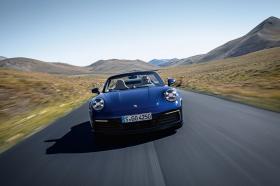 Ver foto 3 de Porsche 911 Carrera 4S Cabriolet 992 2019