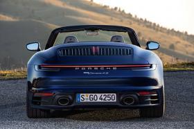 Ver foto 9 de Porsche 911 Carrera 4S Cabriolet 992 2019