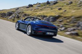 Ver foto 5 de Porsche 911 Carrera 4S Cabriolet 992 2019